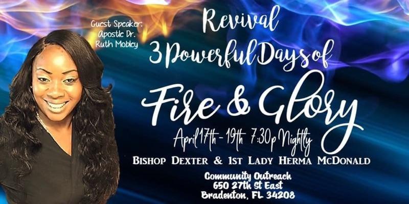 Revival Flyer